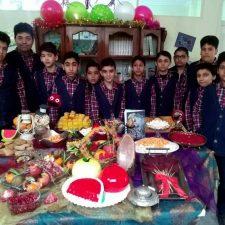 جشن شب یلدا در مرکز آموزشی نهال دانش