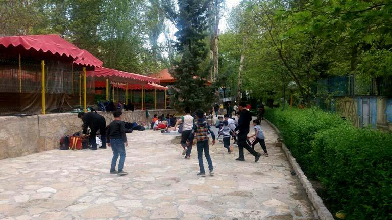 اردوی تفریحی و شاد برای دانش آموزان